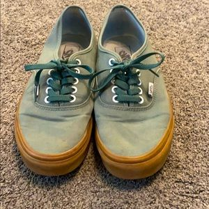 Vans New Era Green